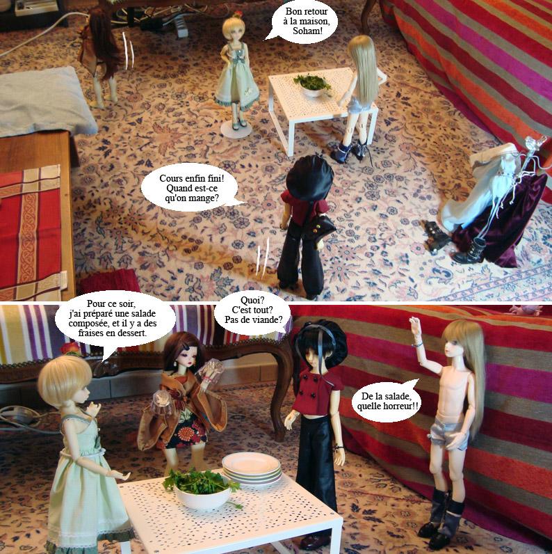 Les coloc. Chapitre 7 page 4 (12 juillet) Coloc005