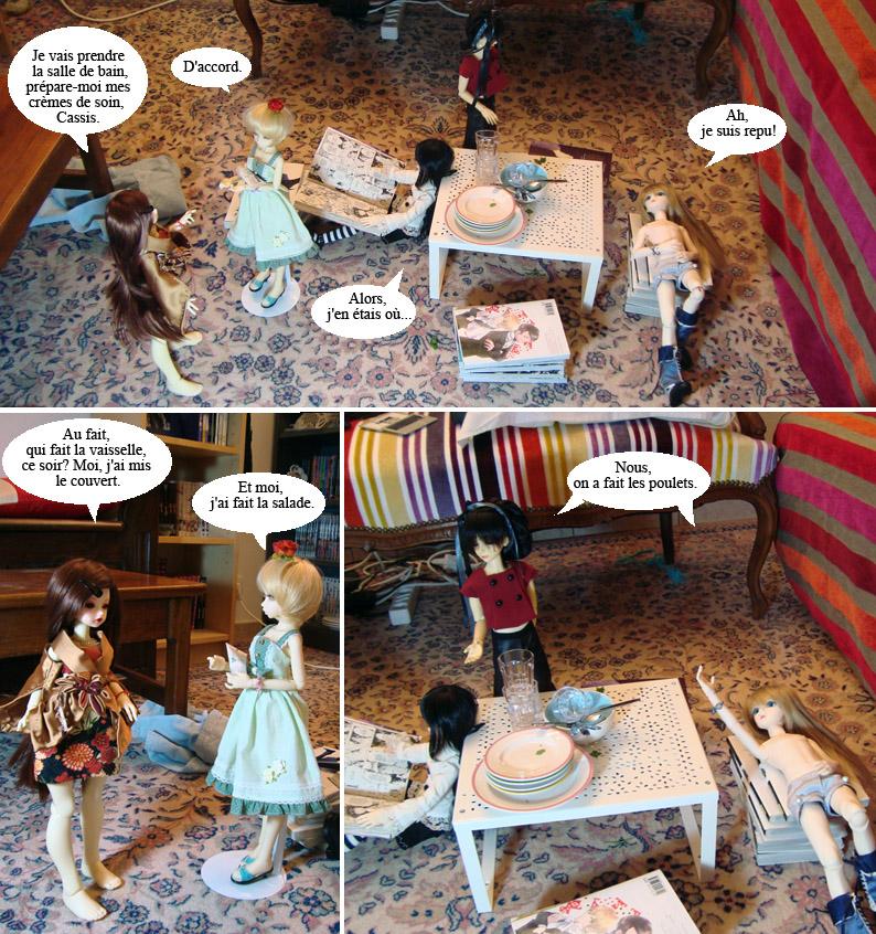 Les coloc. Chapitre 7 page 4 (12 juillet) Coloc009