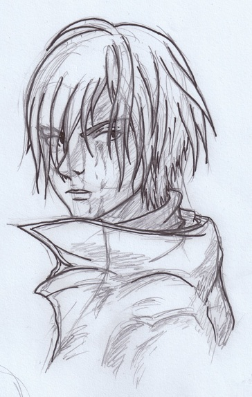 SHER ou Suikoden - The HighEast Rebellion Asiablessesketch