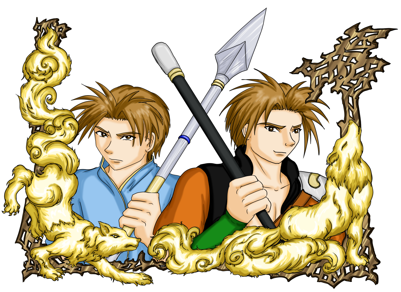 SHER ou Suikoden - The HighEast Rebellion SherDeuxloupspetit