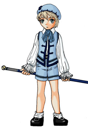 SHER ou Suikoden - The HighEast Rebellion Argencio