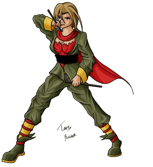 SHER ou Suikoden - The HighEast Rebellion TanyaButcher