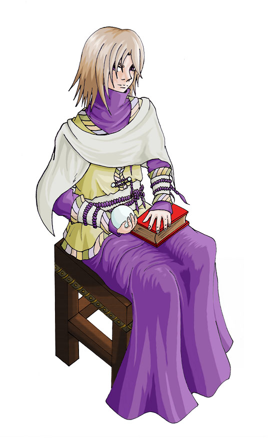 SHER ou Suikoden - The HighEast Rebellion Grey