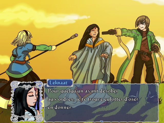 SHER ou Suikoden - The HighEast Rebellion Culot